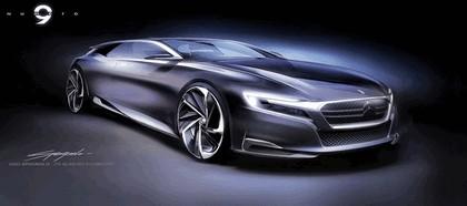 2012 Citroen Numéro 9 concept 107