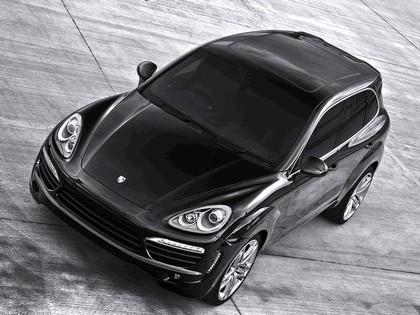 2012 Porsche Cayenne ( 958 ) Wide Track Edition by Project Kahn 1