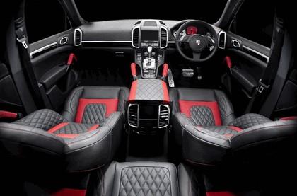 2012 Porsche Cayenne ( 958 ) Wide Track Edition by Project Kahn 6
