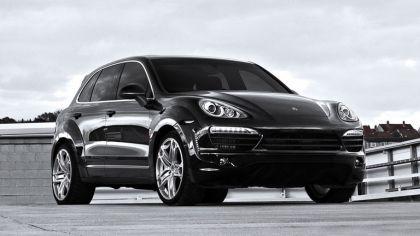 2012 Porsche Cayenne ( 958 ) Wide Track Edition by Project Kahn 7