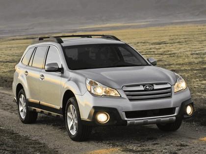 2012 Subaru Outback 2.5i - USA version 1