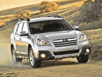 2012 Subaru Outback 2.5i - USA version 2