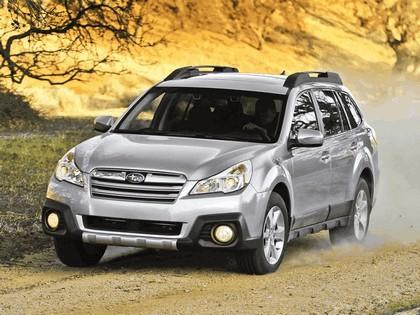 2012 Subaru Outback 2.5i - USA version 4