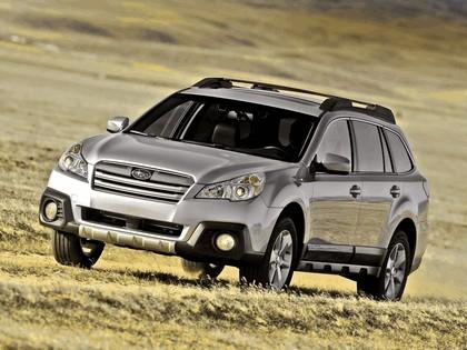 2012 Subaru Outback 2.5i - USA version 5