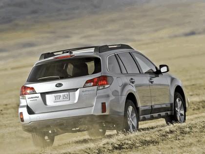 2012 Subaru Outback 2.5i - USA version 6