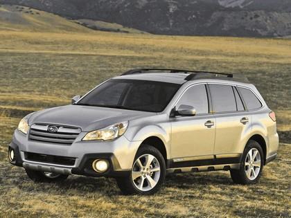 2012 Subaru Outback 2.5i - USA version 10