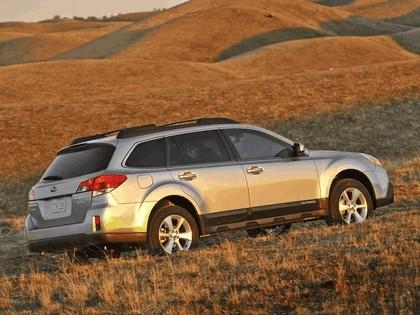 2012 Subaru Outback 2.5i - USA version 15