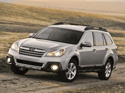 2012 Subaru Outback 2.5i - USA version 16