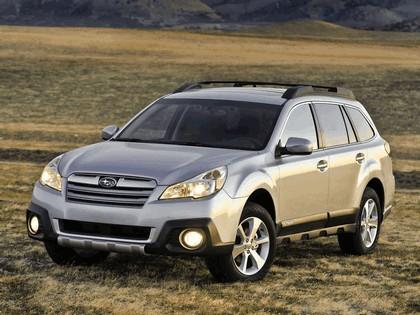 2012 Subaru Outback 2.5i - USA version 17