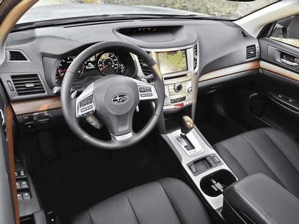 2012 Subaru Outback 2.5i - USA version 20