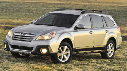 2012 Subaru Outback 2.5i - USA version 8