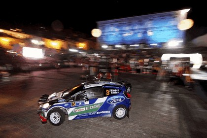 2012 Ford Fiesta WRC - rally of Mexico 9