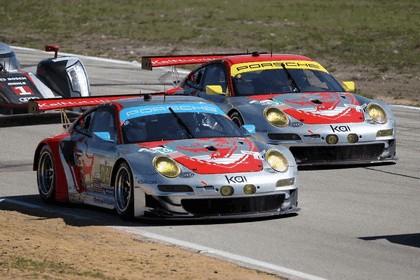 2012 Porsche 911 ( 997 ) GT3 RSR - Long Beach 2