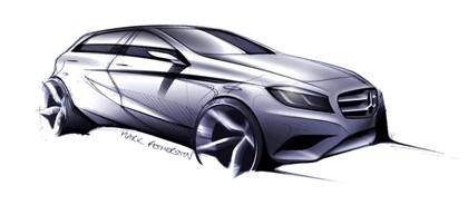 2012 Mercedes-Benz A-klasse - design 2