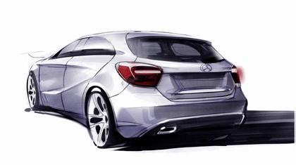 2012 Mercedes-Benz A-klasse - design 3