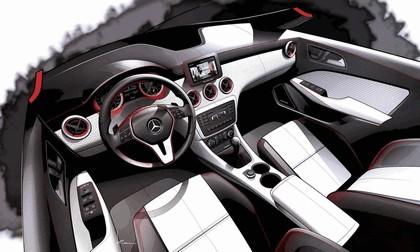 2012 Mercedes-Benz A-klasse - design 4