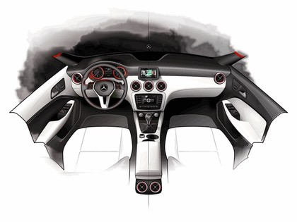 2012 Mercedes-Benz A-klasse - design 5