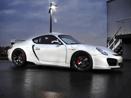 2011 Porsche Cayman Project Hermera by SR Auto 2