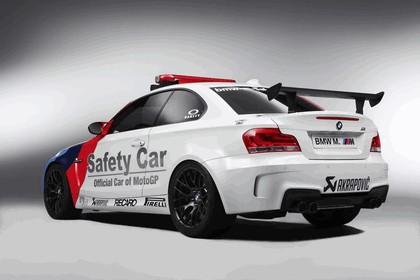 2012 BMW 1er M coupé - MotoGP safety car 2
