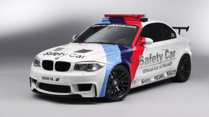 2012 BMW 1er M coupé - MotoGP safety car 2