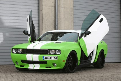 2012 Dodge Challenger SRT-8 Wrapped Challenger by CCG Automotive 2