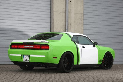 2012 Dodge Challenger SRT-8 Wrapped Challenger by CCG Automotive 3