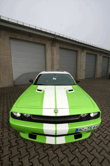 2012 Dodge Challenger SRT-8 Wrapped Challenger by CCG Automotive 4