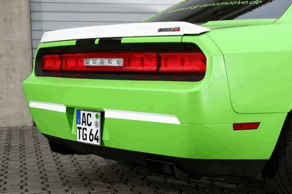 2012 Dodge Challenger SRT-8 Wrapped Challenger by CCG Automotive 6
