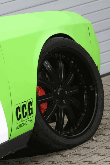 2012 Dodge Challenger SRT-8 Wrapped Challenger by CCG Automotive 9