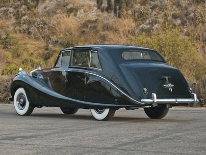 1958 Rolls-Royce Silver Wraith Hooper Limousine 3