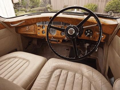 1958 Rolls-Royce Silver Wraith Hooper Limousine 11
