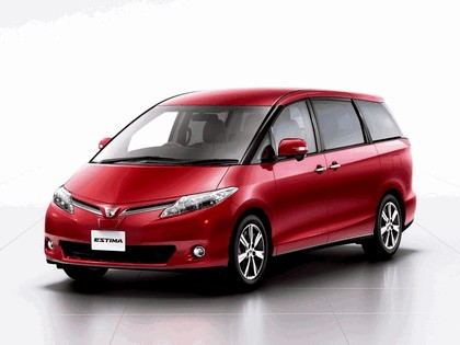 2008 Toyota Estima 1