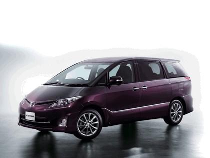 2008 Toyota Estima Aeras 1