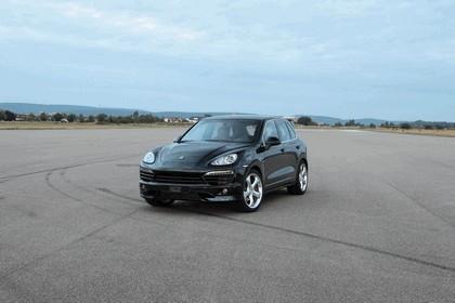 2011 Porsche Cayenne ( 958 ) Aerodynamic Kit 1 by TechArt 7