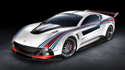 2012 Italdesign Brivido - Martini Racing 5
