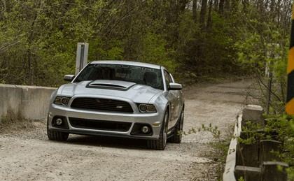 2013 Ford Mustang Stage 3 by Roush 54