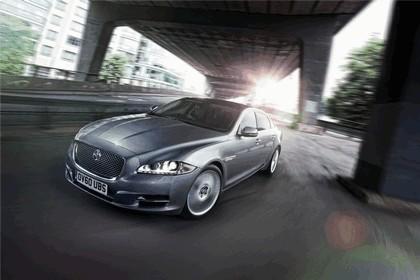 2012 Jaguar XJ LWB - UK version 3