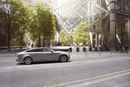 2012 Jaguar XJ LWB - UK version 7