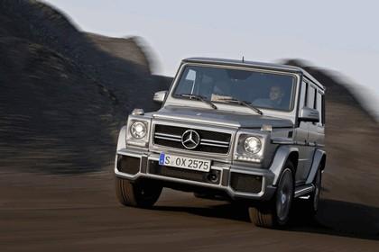 2012 Mercedes-Benz G63 AMG 7