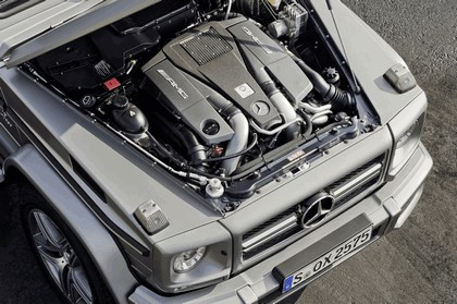 2012 Mercedes-Benz G63 AMG 14