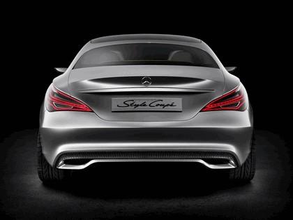 2012 Mercedes-Benz Concept Style coupé 6