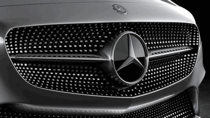 2012 Mercedes-Benz Concept Style coupé 8