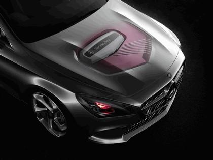 2012 Mercedes-Benz Concept Style coupé 14