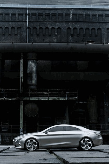 2012 Mercedes-Benz Concept Style coupé 18