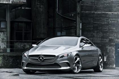 2012 Mercedes-Benz Concept Style coupé 19