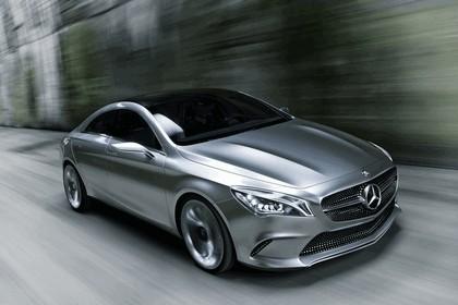 2012 Mercedes-Benz Concept Style coupé 24