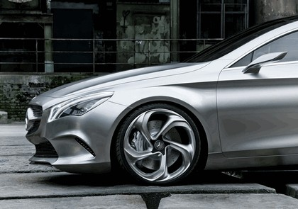 2012 Mercedes-Benz Concept Style coupé 27