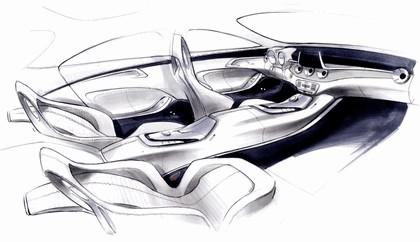 2012 Mercedes-Benz Concept Style coupé 36
