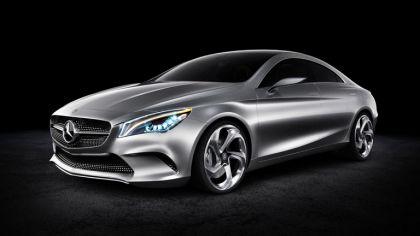 2012 Mercedes-Benz Concept Style coupé 7