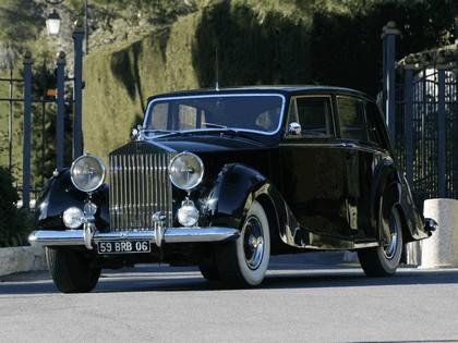 1953 Rolls-Royce Silver Wraith Limousine by Hooper 2